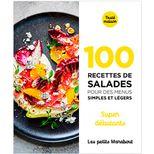 100 recettes de salades - super débutants - Marabout