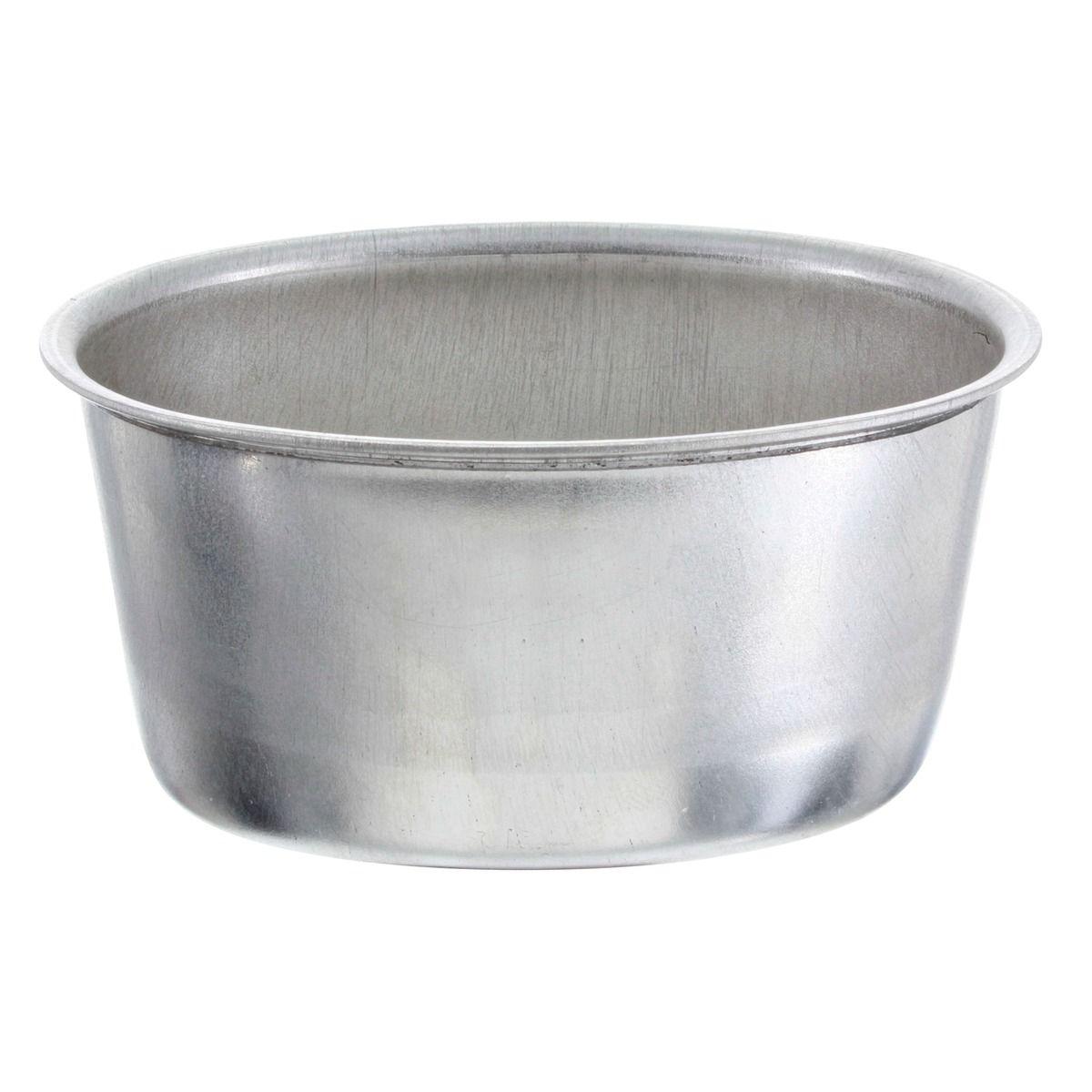 Moule à aspic ovale en fer blanc 7.5 cm - Alice Délice