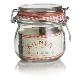BOCAL VERRE 500ML - KILNER
