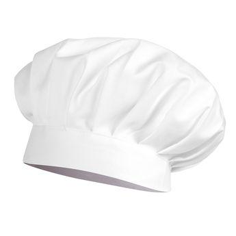 Achat en ligne Toque Chef Blanche en 100% coton - Winkler