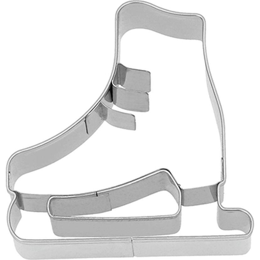 Emporte-pièce en inox patin à glace 6 cm - Birkmann