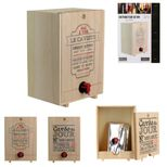 Distributeur de vin en bois 5L - Cook Concept