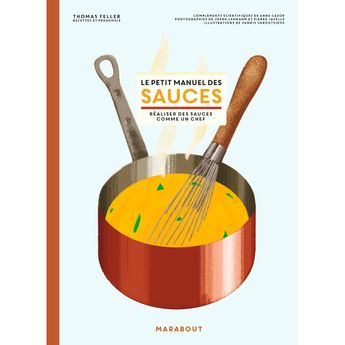 Achat en ligne Le petit manuel des sauces - Marabout