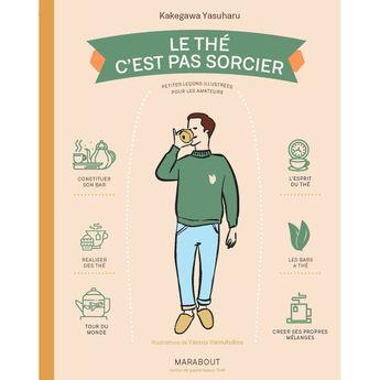 Achat en ligne Le Thé c´est pas sorcier - Marabout