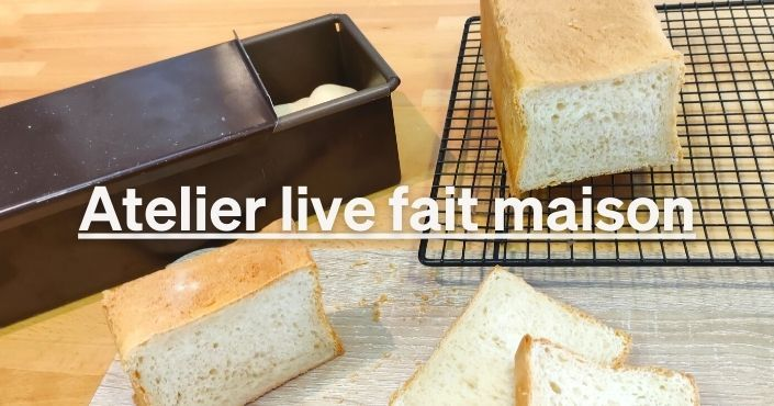 Faire son pain de mie maison