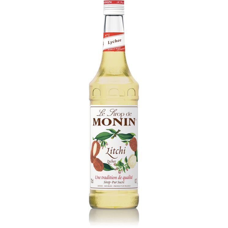 Sirop litchi 70cl - Monin