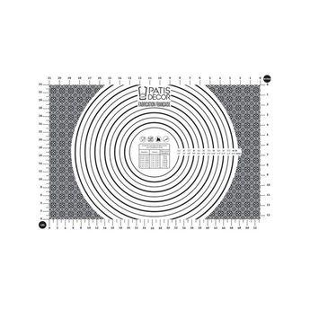 Achat en ligne Tapis pour pâte à sucre : modèlage et recouvrement 40 x 60 cm - Patisdecor