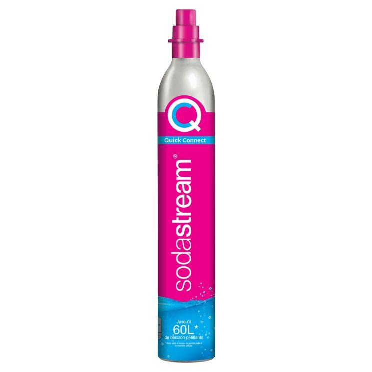 Recharge CO2 QC - Sodastream