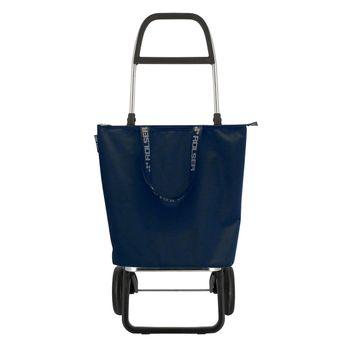 Achat en ligne Chariot de course pliable 2 roues minibag mf bleu - Rolser