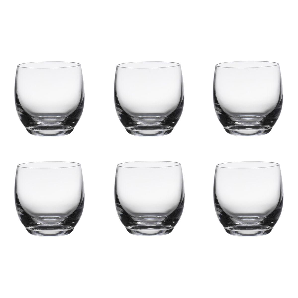 Boite de 6 verrines en verre - Rona