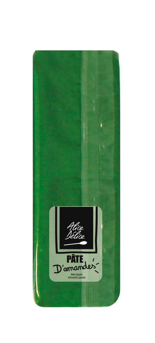 Pâte d'amande verte souple 250g
