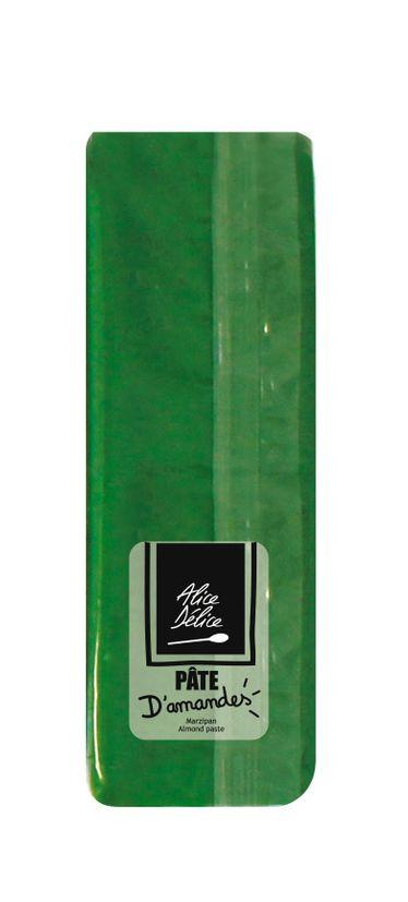 PATE D´AMANDE VERTE 250G - ALICE DELICE
