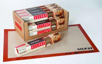 Achat en ligne Toile de cuisson Silpat - Silpat