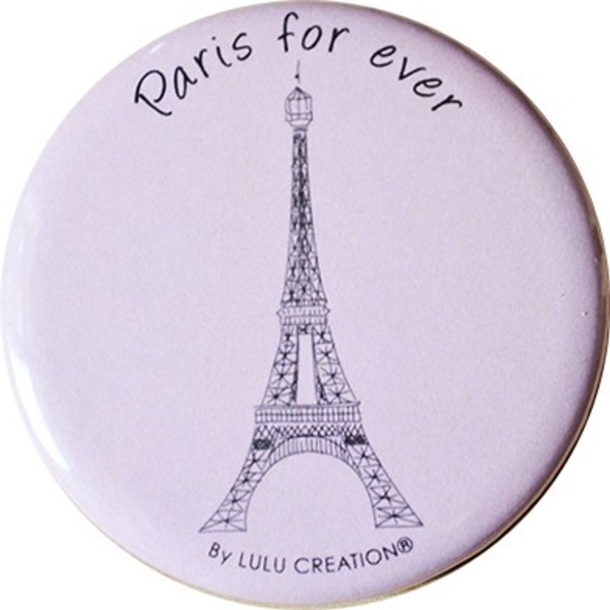 MAGNET DECAPSULEUR - PARIS FOR EVER - LULU CREATION
