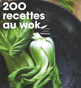 200 RECETTES WOK - MARABOUT