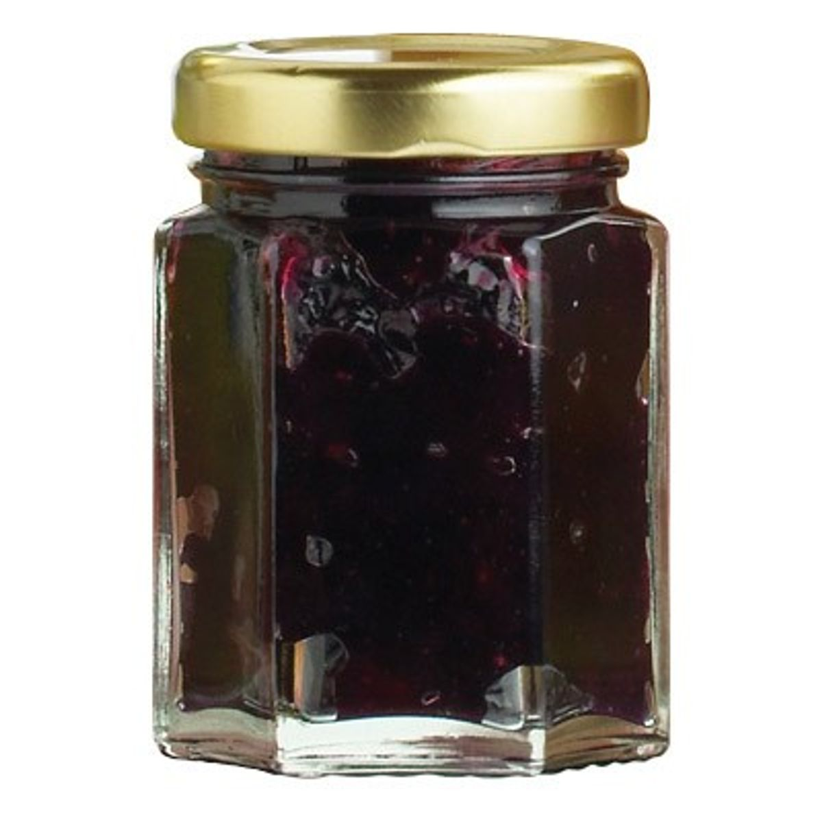 Bocal confiture hexagonal 55 ml - Home Made