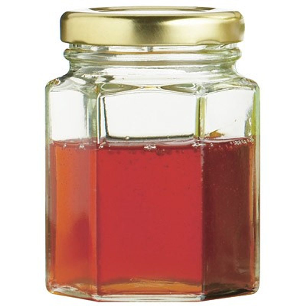 Bocal confiture hexagonal 227ml - Home Made