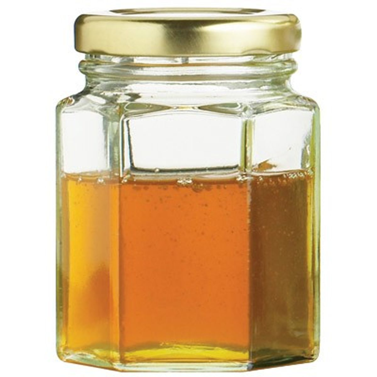 Bocal confiture hexagonal 340ml - Home Made