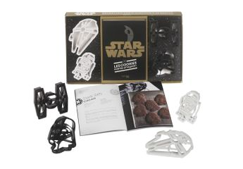 COFFRET STAR WARS COOKIES - HACHETTE PRATIQUE