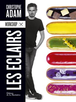 Eclairs workshop C. Adam - La Martinière