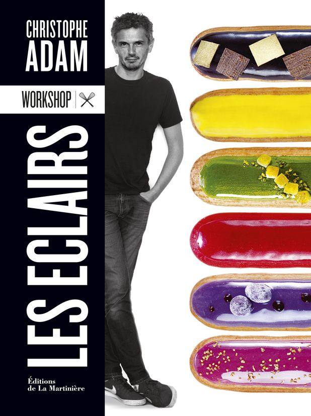 ECLAIRS WORKSHOP C. ADAM - LA MARTINIERE